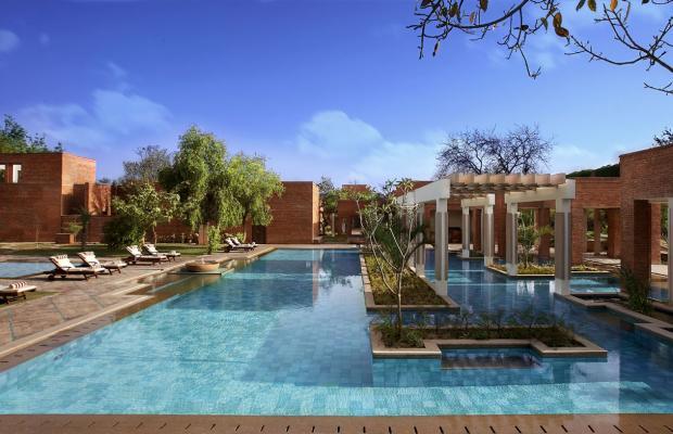 фото отеля ITC Mughal, A Luxury Collection (ex. Sheraton Mughal) изображение №1