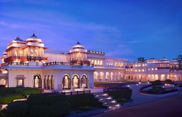 фотографии Taj Rambagh Palace (ex. Ram Bagh Palace) изображение №96