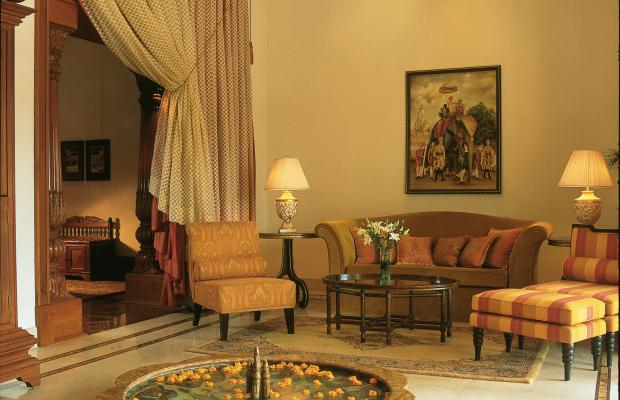 фотографии отеля Taj Rambagh Palace (ex. Ram Bagh Palace) изображение №63