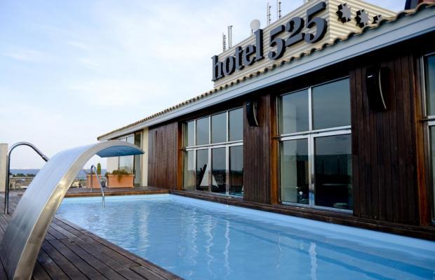 фото отеля Hotel 525 изображение №1