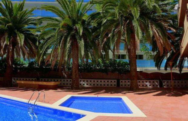 фотографии отеля Azahar Apartamentos изображение №7