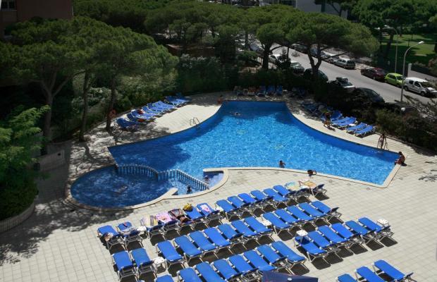 фото Blaumar Blanes Hotel изображение №26