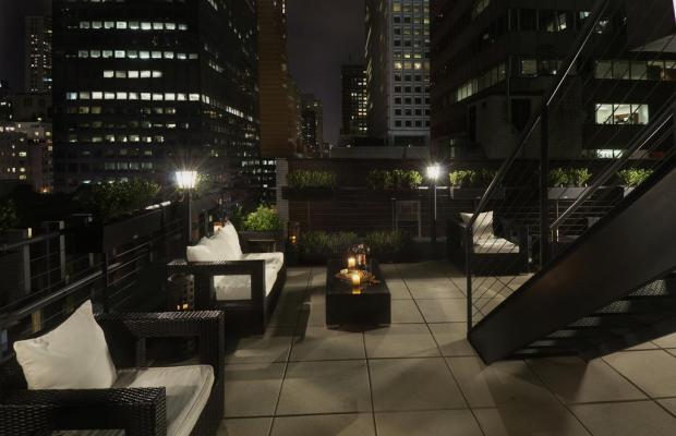 фотографии отеля Carvi Hotel New York изображение №15