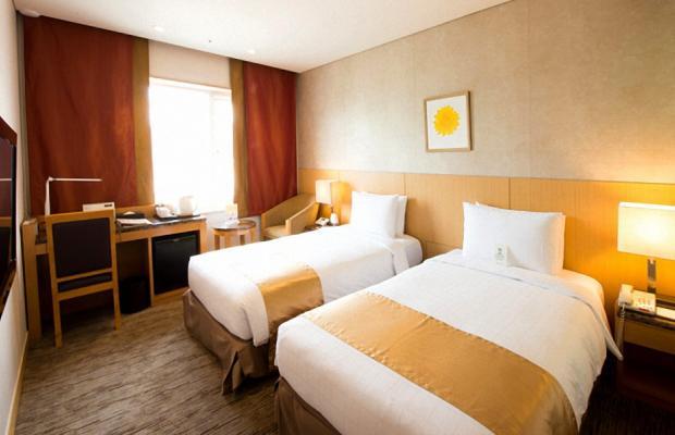 фотографии отеля Stanford Hotel Seoul изображение №3