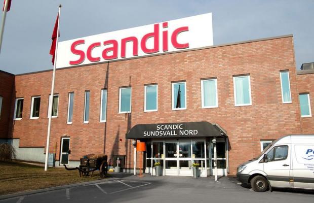 фото отеля Scandic Sundsvall Nord изображение №1