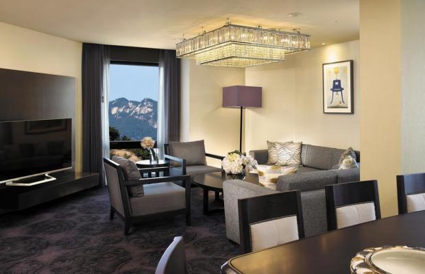 фото отеля Grand Hilton Seoul изображение №5