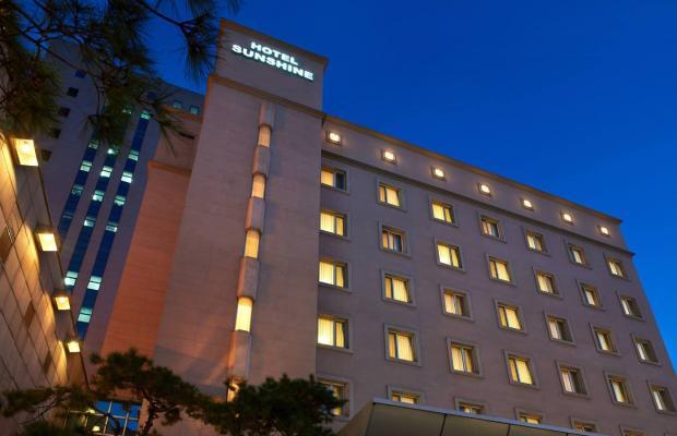 фотографии отеля Sunshine Hotel Seoul изображение №19