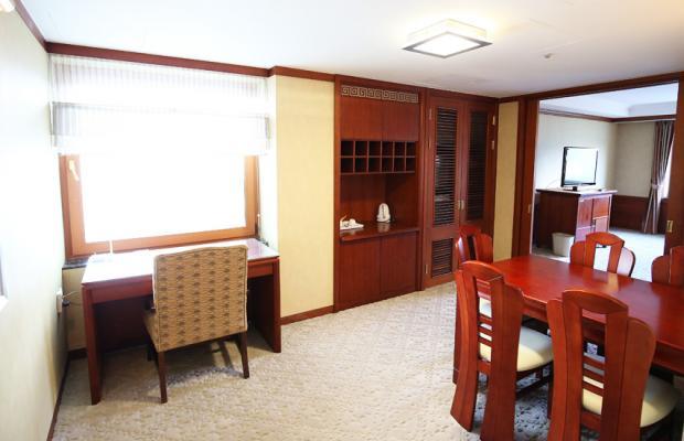 фото отеля Gyeongju Commodore Chosun изображение №9