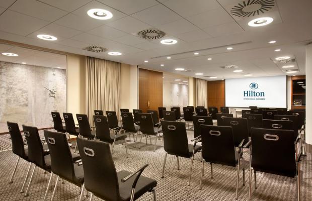 фотографии Hilton Stockholm Slussen изображение №44