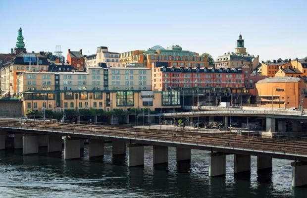 фото отеля Hilton Stockholm Slussen изображение №1