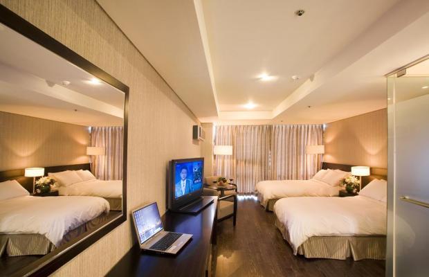 фотографии отеля Kolon Seacloud Hotel (ех. Busan Seacloud) изображение №23