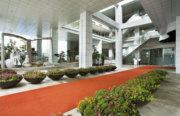 фото отеля Kolon Seacloud Hotel (ех. Busan Seacloud) изображение №9