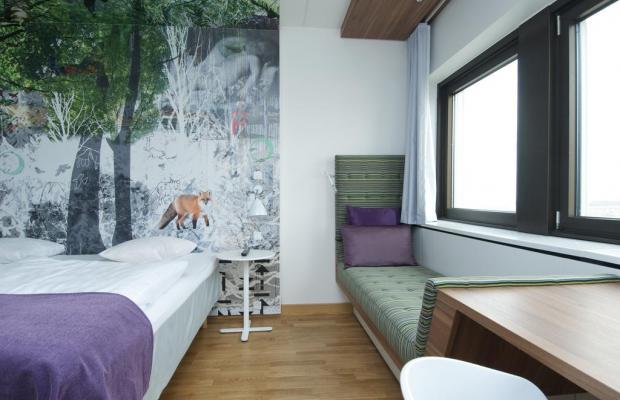фотографии отеля Scandic Copenhagen изображение №15