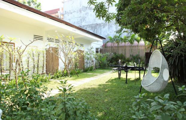 фото отеля Frangipani Green Garden Hotel and Spa изображение №29