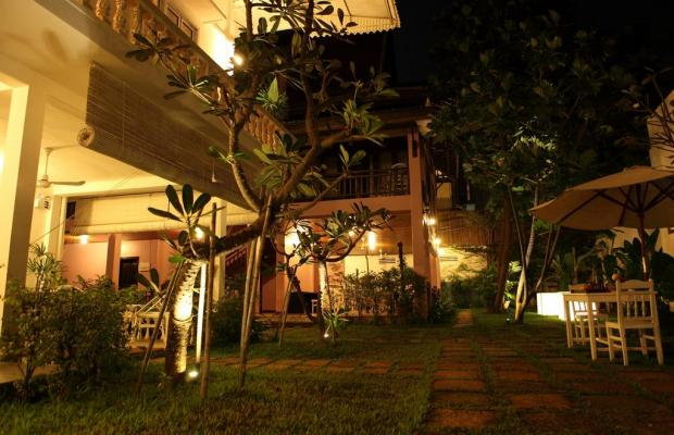 фотографии Frangipani Green Garden Hotel and Spa изображение №12