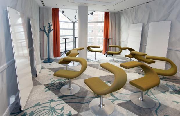 фотографии отеля Scandic Triangeln (ех. Hilton Malmo City) изображение №31
