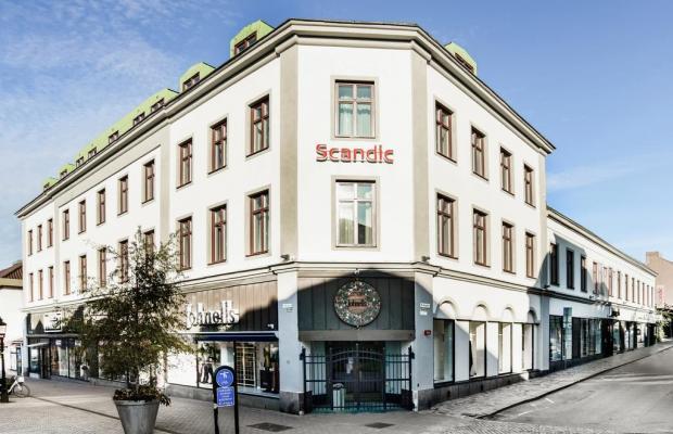 фото отеля Scandic Stora Hotellet (ех. Scandic City) изображение №1