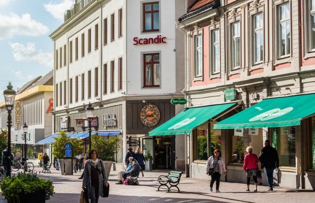фотографии Scandic Stora Hotellet (ех. Scandic City) изображение №4