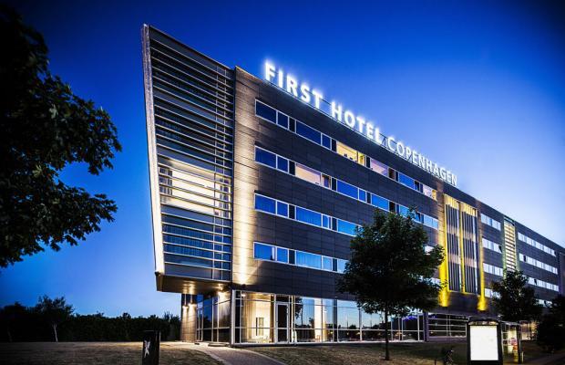 фото отеля First Hotel Copenhagen (ex. Clarion Hotel Copenhagen) изображение №41