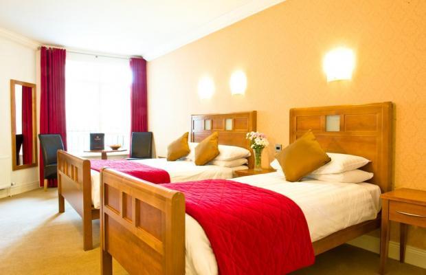 фотографии отеля Central Hotel Donegal изображение №3