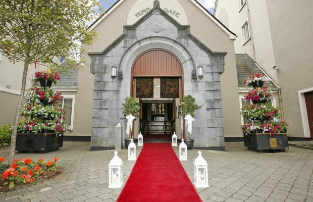 фото отеля Temple Gate Hotel изображение №1