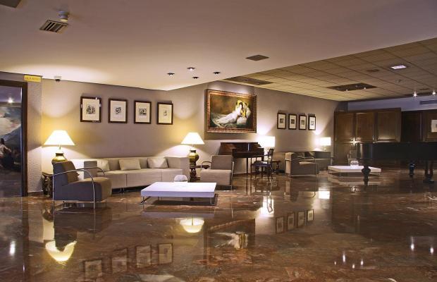 фотографии отеля Palafox Goya изображение №11