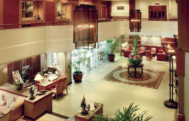 фотографии отеля Mercure Chiang Mai (ex. Novotel Chiang Mai) изображение №31