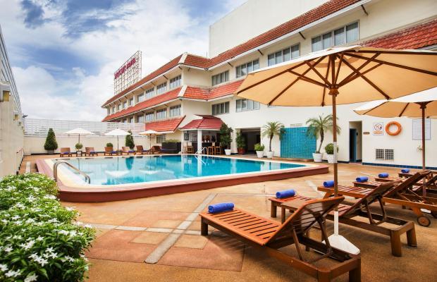 фото отеля Mercure Chiang Mai (ex. Novotel Chiang Mai) изображение №1