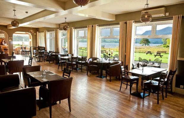 фотографии отеля The Lake Hotel изображение №3