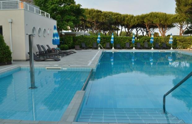фотографии отеля Park Hotel Ermitage изображение №3