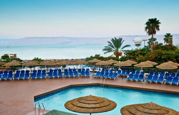 фотографии отеля Leonardo Plaza Hotel Tiberias (ex. Sheraton Moriah Tiberias) изображение №7