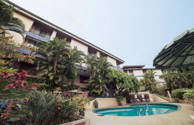 фотографии отеля Hotel Villa Tournon изображение №7