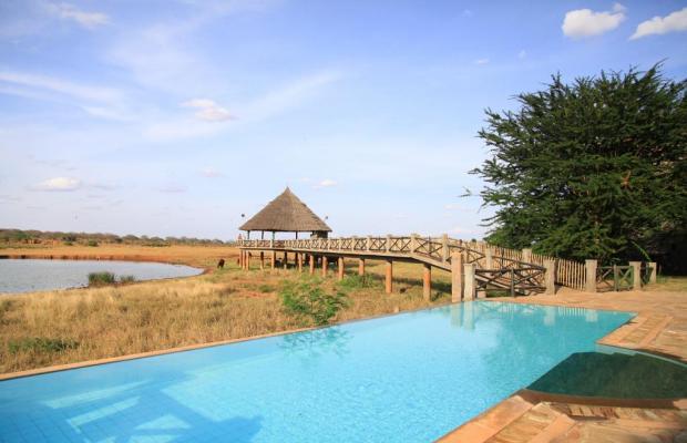 фотографии Voi Wildlife Lodge изображение №8