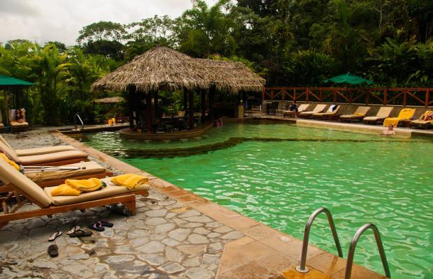фотографии отеля Tabacon Resort изображение №3