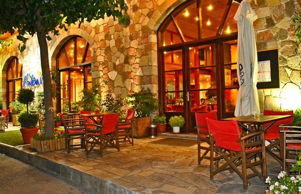 фотографии отеля Arahova Inn изображение №15