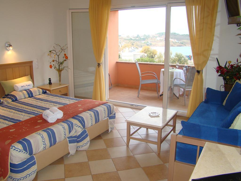 Отель в остров Хиос для бизнеса