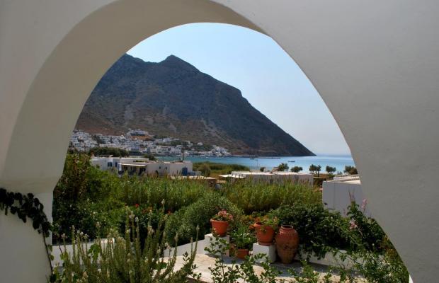 фотографии отеля Alkyonis Villas изображение №15