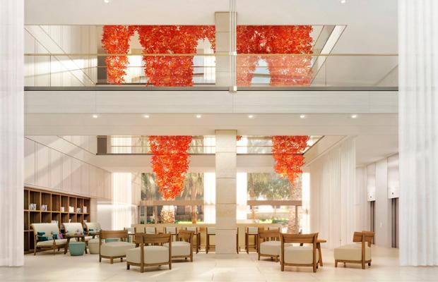фотографии Hilton Barcelona изображение №16