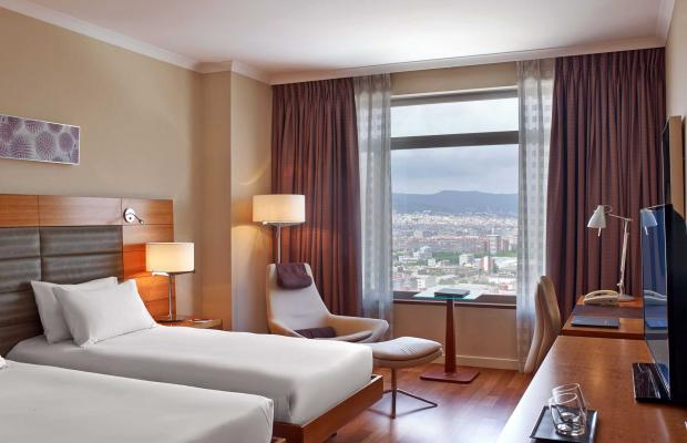 фото Hilton Diagonal Mar Barcelona изображение №94