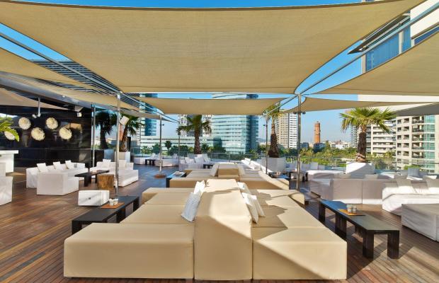 фотографии отеля Hilton Diagonal Mar Barcelona изображение №15