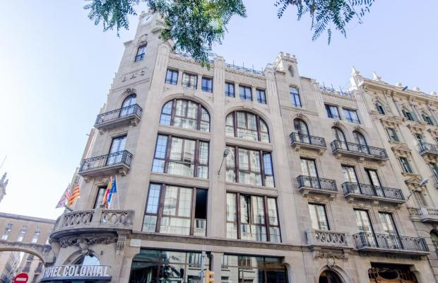 фото отеля Hotel Colonial Barcelona изображение №1