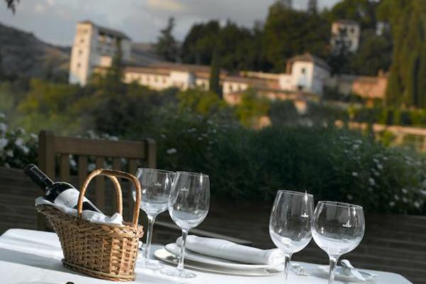 фотографии отеля Parador de Granada изображение №15