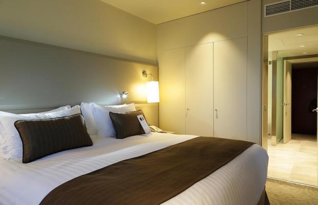 фотографии отеля Crowne Plaza Barcelona - Fira Center Hotel изображение №11