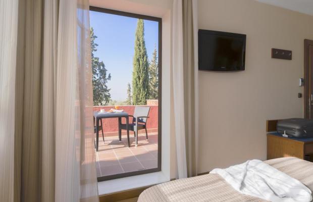 фотографии отеля Hotel Alixares изображение №3