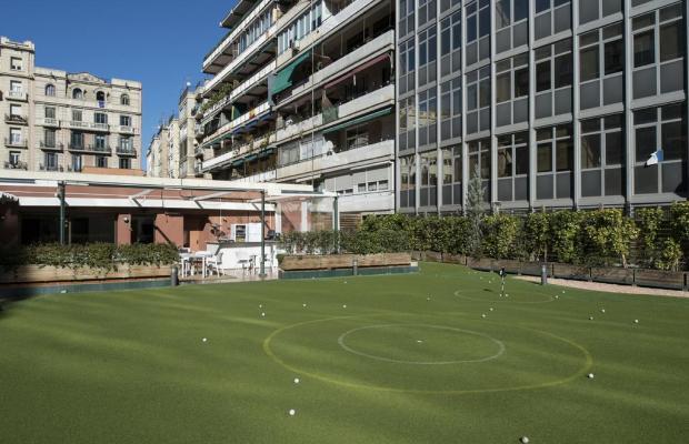 фотографии отеля Catalonia Barcelona Golf изображение №35
