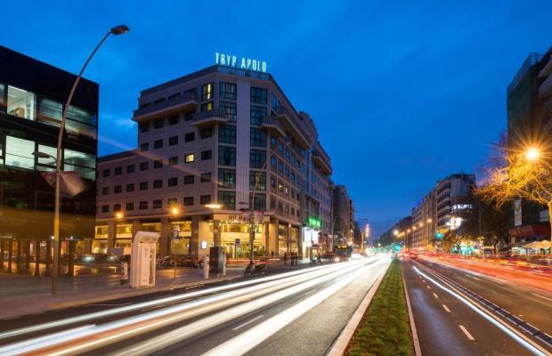фотографии отеля Tryp Barcelona Apolo Hotel изображение №7