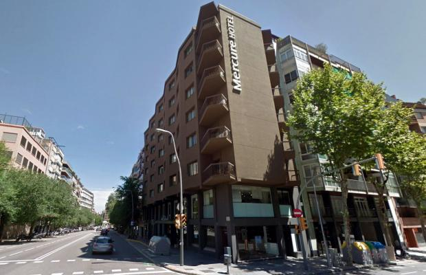 фото отеля Mercure Barcelona Condor (ex. Hotel Alberta Barcelona) изображение №1