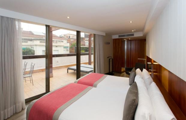 фотографии отеля Catalonia Barcelona 505 (ex. Catalonia Suite) изображение №11