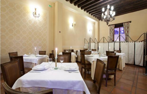 фотографии отеля Palacio Ayala Berganza изображение №23