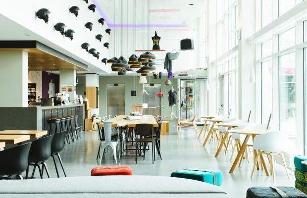 фотографии отеля MOXY Milan Malpensa Airport изображение №11